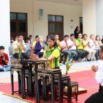 พิธีบายศรีสู่ขวัญให้กับนักศึกษาใหม่ ประจำปีการศึกษา 2562